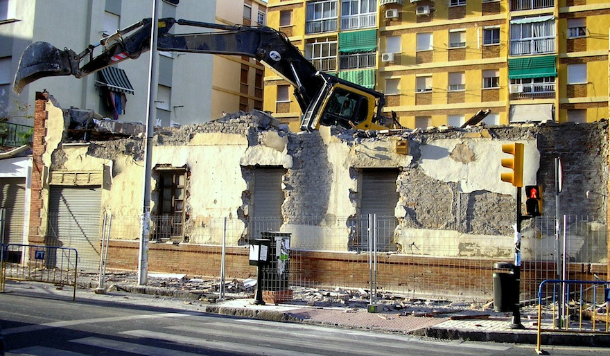 2005 - Under construction - Malaga, Spain