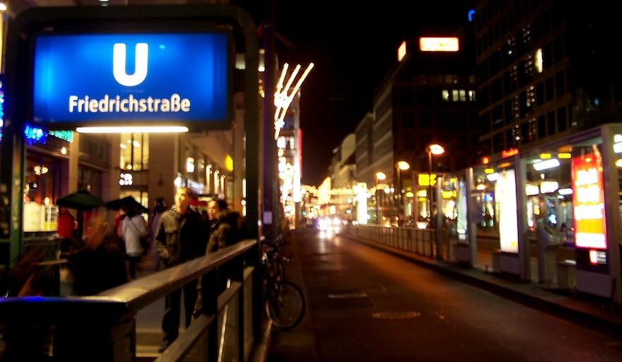 Friedrichstraße – Urban