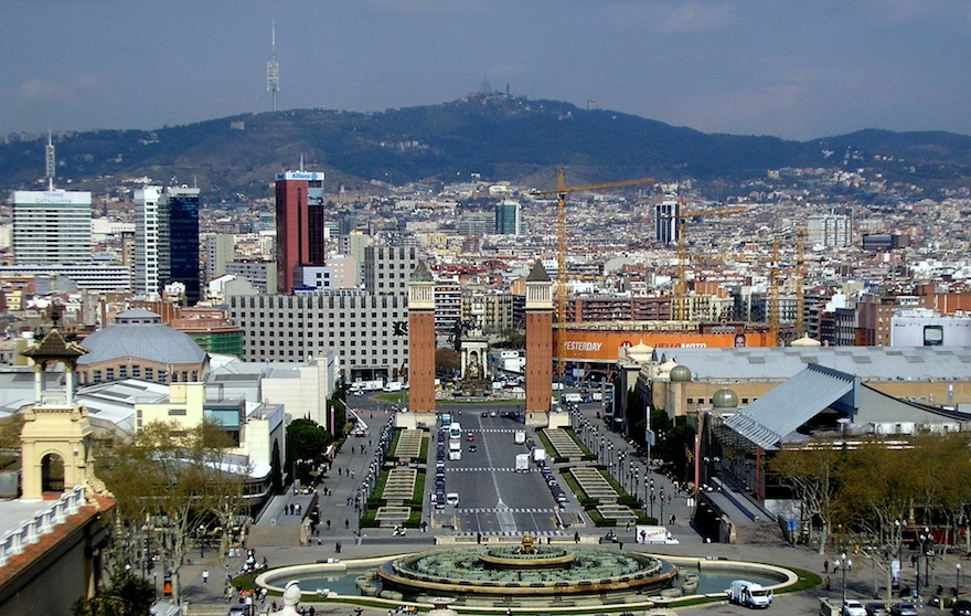 2007 - Barcelona, Spain