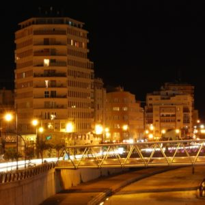 2009 - Bridge&Lights - Malaga, Spain