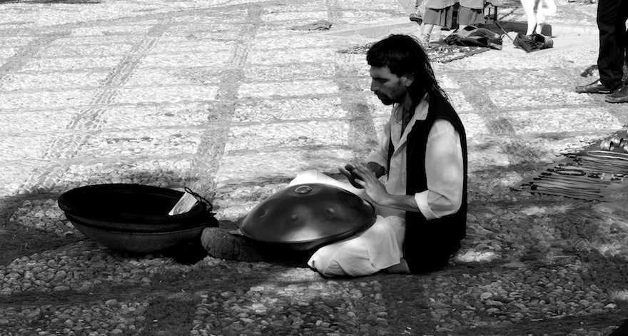 Hang Drum&Man – Music