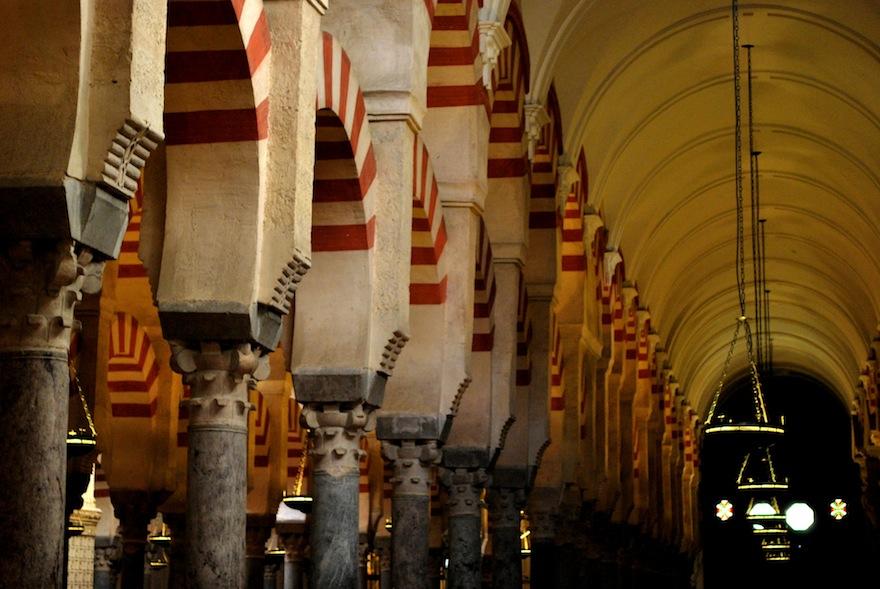 Mezquita – Architecture