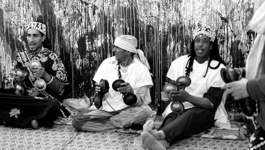 2009 - Querqbat&Band - Asilah, Marocco