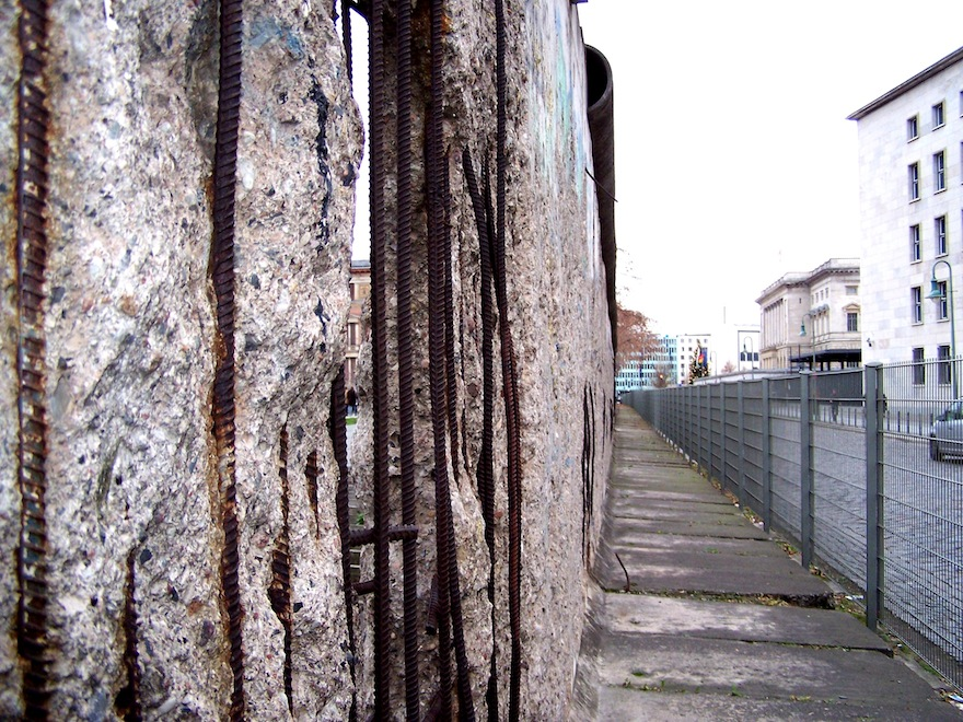 Berlin wall 2006 – Architecture