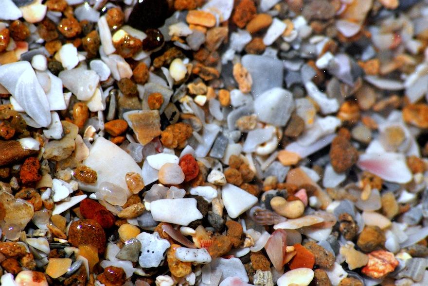 2010 - Beach stones - Vejer de la Frontera, Spain