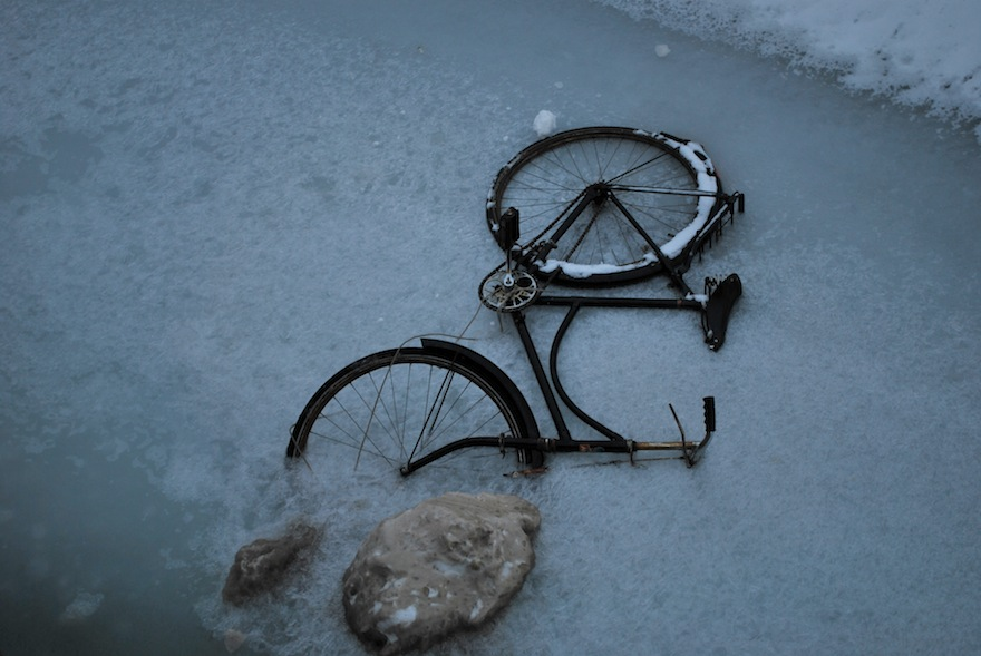 Bicycle on ice – Miscellaneous