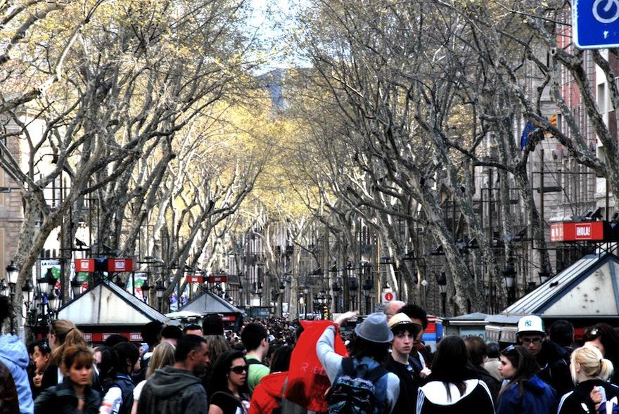 2010 - Ramblas 2010 - Barcelona, Spain