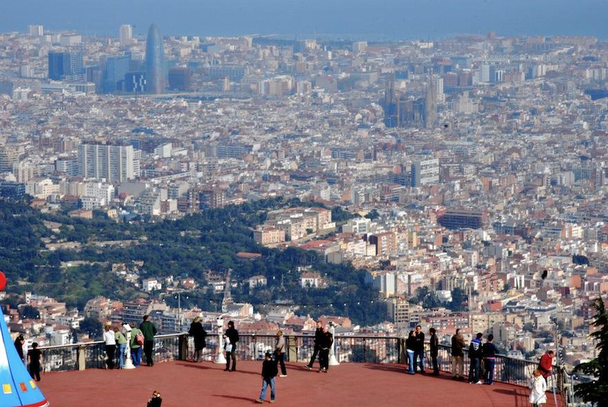 2010 - Tibidabo - Barcelona, Spain