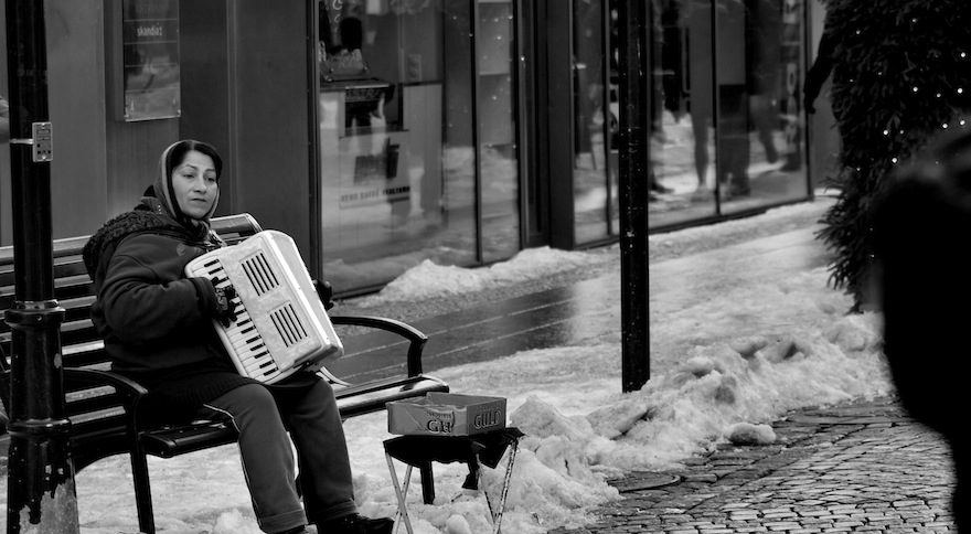 Woman&Accordion – Music