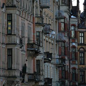 2010 - Balconies&Windows - Malmö, Sweden