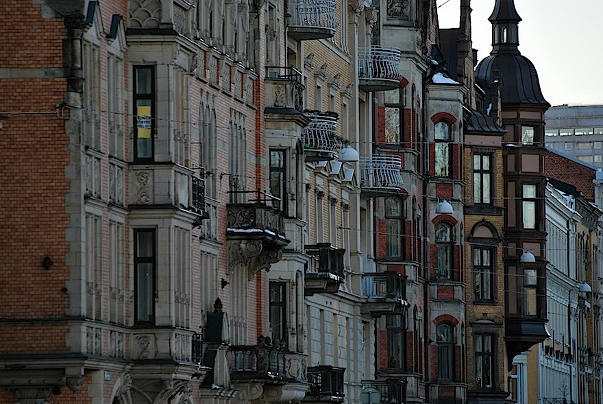 2010 - Balconies&Windows - Malmö, Sweden
