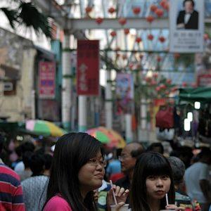 2010 - Chinatown market - Kuala Lumpur, Malaysia