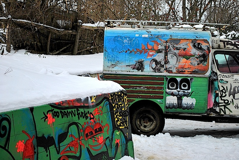 Christiania – Arts