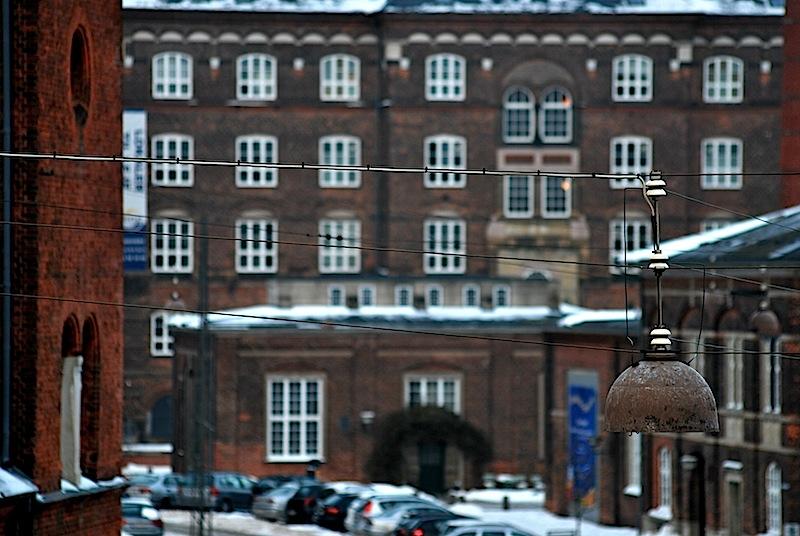 2010 - Streetlamp&Cables - Copenhagen, Denmark