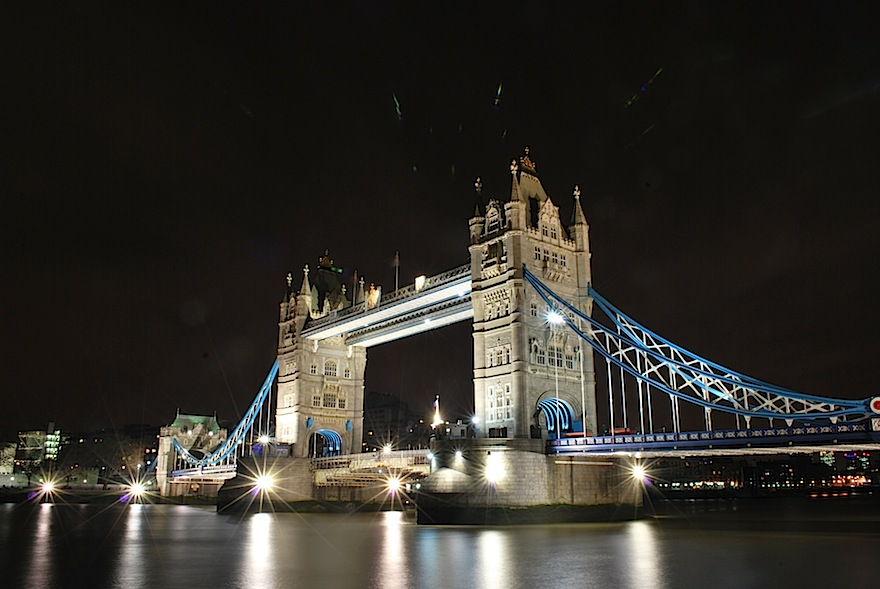 Tower bridge – Architecture