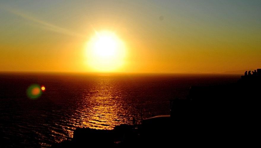 2011 - Oia Sunset - Oia, Greece