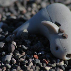 2011 - Plastic Seal - Perissa, Greece