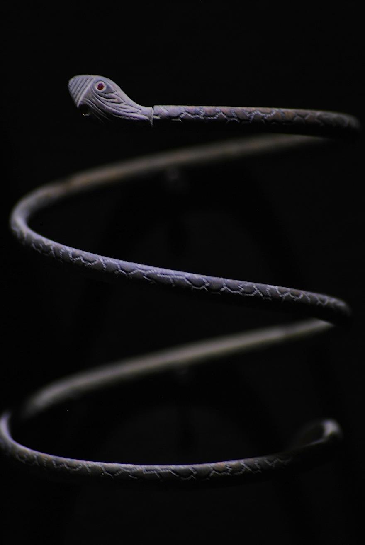 2011 - Spiral Snake - Bodrum, Turkey