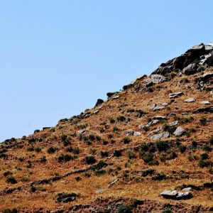 2011 - Church on top of the hill - Tinos, Greece
