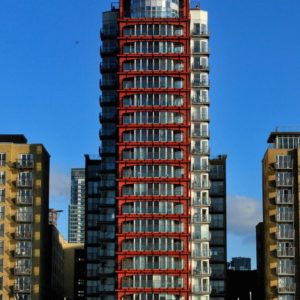 2012 - Red steel - London, England
