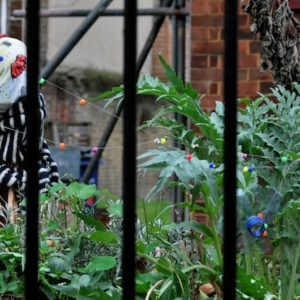 2012 - Scarecrow in jail - London, England