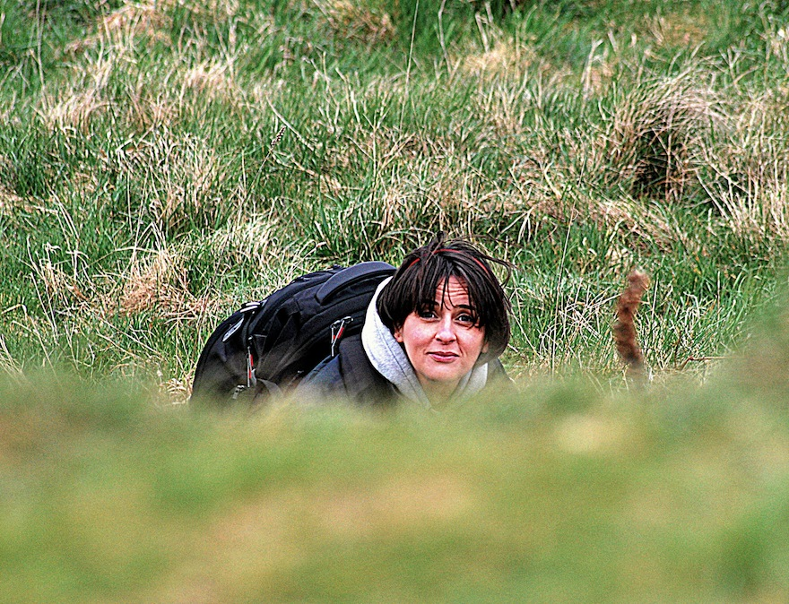 2012 - Girl in the grass - Amesbury, England