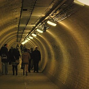 2012 - The tunnel path - London, England