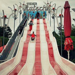2012 - Slide race - Vienna, Austria