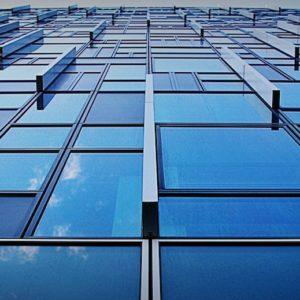 2012 - The blue windows - London, England