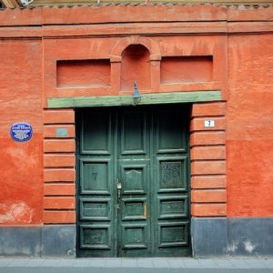 2013 - I wonder what's behind that door - Oslo, Norway