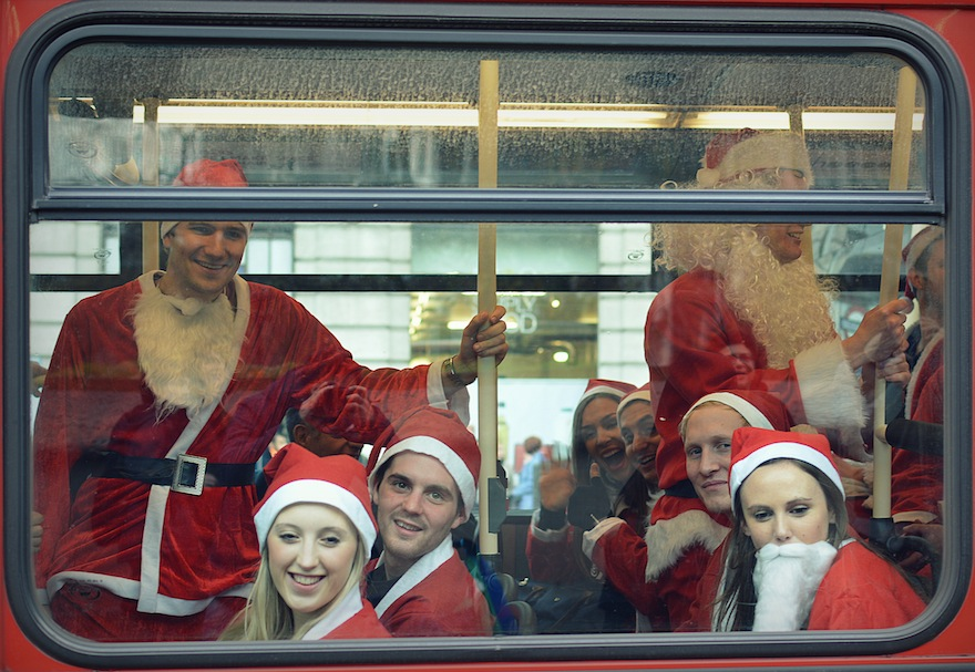 2013 - Polar Bus Express - London, England