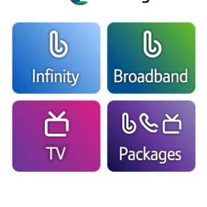 BT Mobile - Homepage