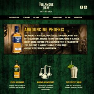 tullamoredew.com Desktop Homepage