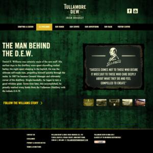 www.tullamoredew.com Desktop D.E. Williams