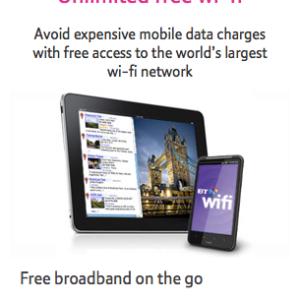 BT Mobile - Content