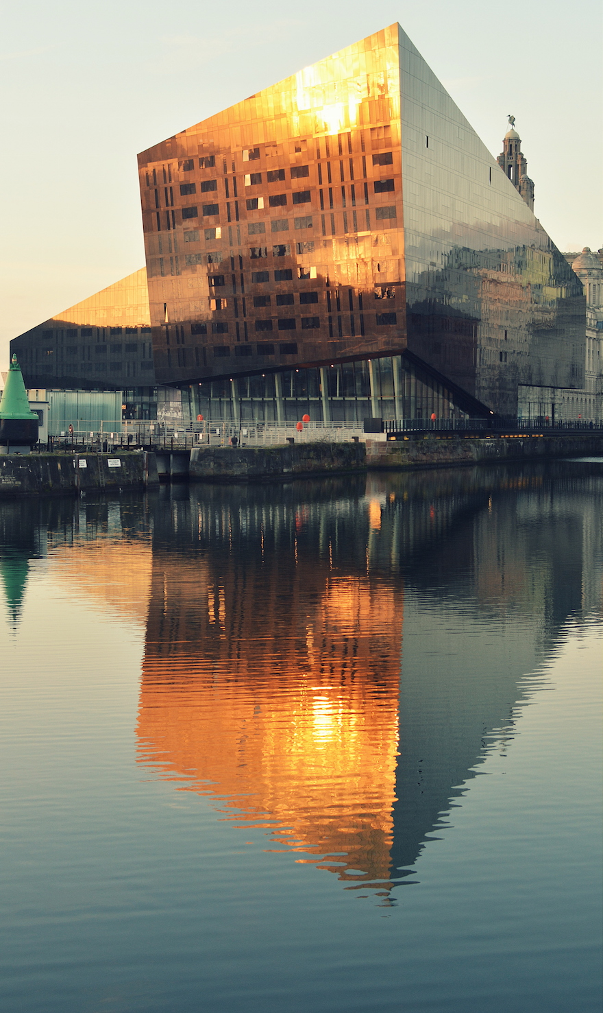 Canning dock – Architecture