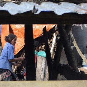 2014 - A hard knock life - Hue, Vietnam