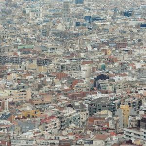 2016 - BCN, Such a beautiful horizon - Barcelona, Spain
