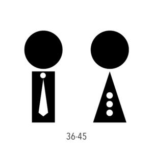Age-Gender icon 36-45