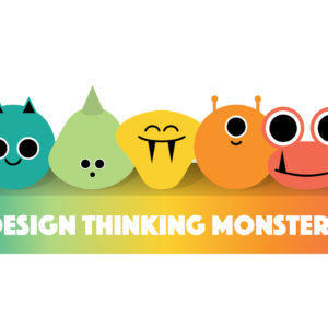 Design Thinking Monsters by bohemestudio