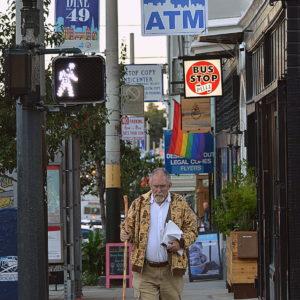 2016 - Old man's journey - San Francisco, USA