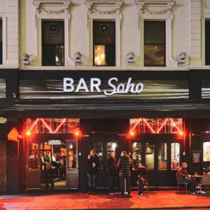 2019 - Bar Soho - London, England (5610x3739)