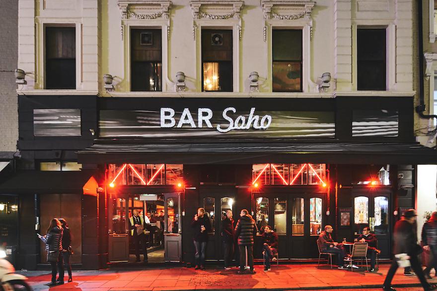 Bar Soho – London, England