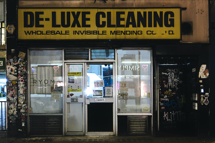 De-luxe cleaning – London, England