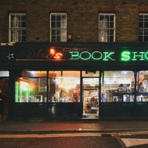 2019 - Soho's original book shop - London, England (4252x2835)