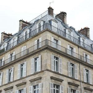 2020 - Paris rooftop - Paris, France (5658x3776)