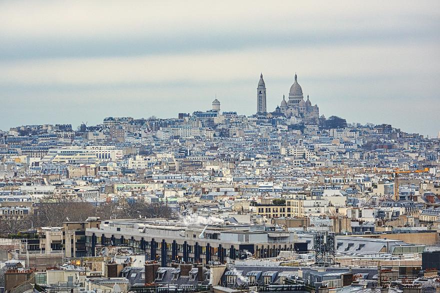 Sacré-Cœur – Paris, France